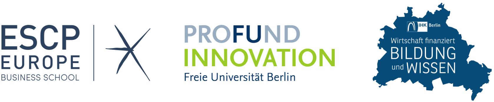 berlin innobridge wurde aus einer vielzahl eingereichter projektideen als eines der wirtschaftsgefrderten bildungsprojekte ausgewhlt - Fu Berlin Bewerbung